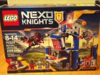 Brand new (sealed box) Lego Nexo Knights 70324 - For