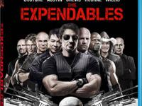 Brand New, Sealed The Expendables Blu-ray + DVD +
