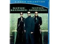 Brand New, Sealed Matrix Reloaded + Matrix Revolutions