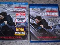 Brand New, Sealed Mission Impossible 4: Ghost Protocol