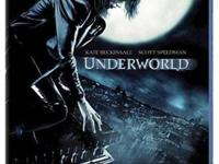 Brand New, Sealed Underworld Unrated Edition Blu-ray!!