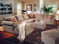 Unbelievable value in a NEW sectional. The Cassady