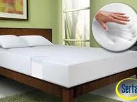 Looking for a BRAND NEW SERTA QUEEN or KING memory foam
