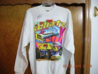 Brand New signed by Donny Schatz Outlaw Racing