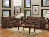 New Sofa And Love Seat Set Dozens Of Color Combinations
