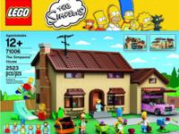 LEGO 71006 The Simpsons House Take your childs love of