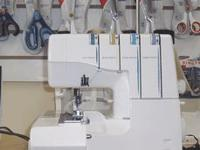 brand new never been used serger i also have a sewing