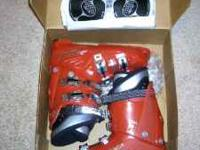 Brand NEW Ski Boots size men's 11,and get free skis,