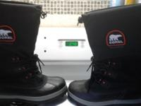 Brand new winter and water proof boots never used still