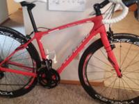 2015 Specialized Ruby Comp 48 cm road bike, very light