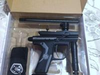 Brand-new spider phoenix paintball gun for sale, this