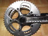 Sellling brand new Cannodale SRAM Red Crankset (53/39