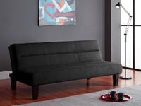 This is an Awesome Black Kebo Futon by Dorel Home