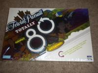 This is a brand new still sealed Trivial Pursuits