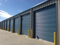 The Elizabeth River Self Storage facility is located in