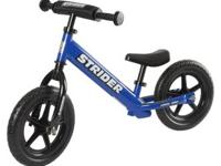 I have several brand new (in box), never ridden Strider
