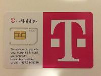 Brand New T-Mobile Standard SIM Card Starter Kit~! -