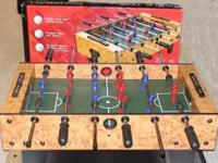 Brand New Table Top Foosball Ultimate Gaming! Perfect