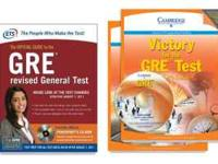 I own 2 unused GRE preperation books for the NEW