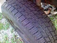 I have brand new tires only sixy miles on them Star