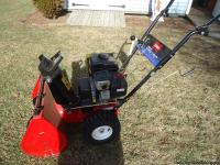 New snowblower Model 722E bought 1/20/11. Paid