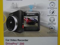 I have a brand new unopened dashboard camera on sale