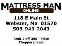 Great value here! Twin mattress set with great support