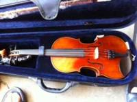 For sale is a brand new Franz Hoffman viola, my