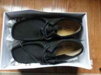 Brand New pair of Clark's Wallabee's Size 39 or size 10