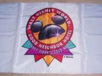 Brand New Walt Disney World Outdoor Flag 3 Feet X 5