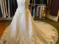 Brand New Wedding Dress - originally $710 NOW only