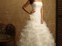 Brand New Wedding Dress For Sale - $800.00 OBO I bought