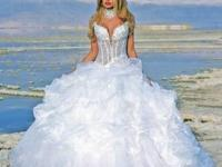 I sell brand brand-new wedding dresses at HUGE marked