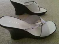 Brand New - Never been worned white shoe by Bakers,