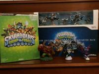 I am selling a BRAND NEW never ever opened Skylanders