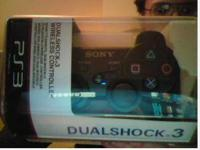 I have a brand new sixaxis dualshock 3 wireless