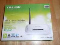 Brand New Wireless Router $40 Or Best Offer! Call  if