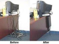 Brand new WireMate cable and wire organizer (as seen on