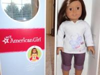 "We have two Americana Girls ""Just Like You"" dolls, all"