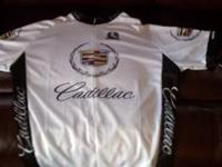 I have a brand new Cadillac Bicycle Jersey. It is