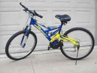 Womens Huffy Bike thats new!!! Bought the bike but