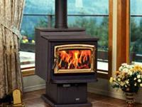 Great wood stove for sale...Never been used before.