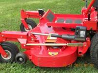 Brand New ENCORE FuZion Commercial Front Cut Mower.