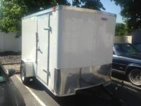I have MANY 6x12 trailers in stock Bernie Classic Mc
