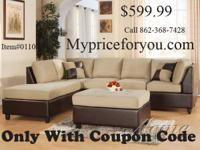 Description Brand New Ashland Sectional Only One Hot