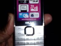 I HAVE A BLU DIVA CANDYBAR STYLE CAMERA PHONE WITH DUAL