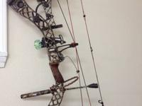 Brand New Matthews Creed Compound Bow. Just Got out of