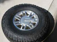 Brand new Hummer h3 Tire and rim never used. Please