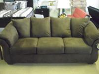 Below is a picture of a beautiful Microfiber Sofa/Couch