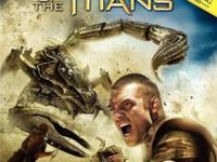 Brand New, Sealed Clash of the Titans Blu-ray!! - brand
